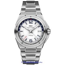 IWC IW324404 Steel Ingenieur Dual Time 43mm