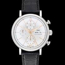 IWC Portofino Chronograph IW391022 nuovo