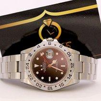 Rolex Explorer II 16570 Like New Juste Serviced Full set