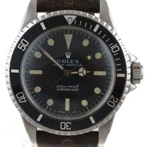 Rolex Submariner (No Date) Steel 40mm Black No numerals United States of America, Florida, Largo