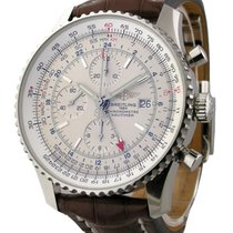 Breitling a2432212/g571 Navitimer World Chronograph Mens in...