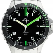 Laco Steel 42mm Automatic 862107.MB new