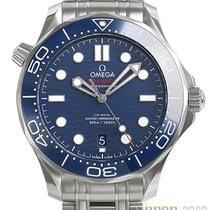 Omega 210.30.42.20.03.001 Steel 2019 Seamaster Diver 300 M 41mm new