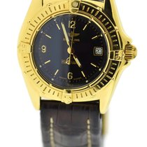 Breitling Callistino Yellow gold 28mm Black United States of America, New York, New York