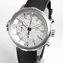 IWC Aquatimer Chronograph Stahl 44mm Silber Deutschland, Teuschnitz