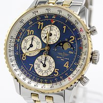 Breitling Navitimer 1461 pre-owned 41mm Gold/Steel