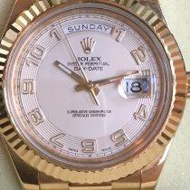 Rolex Day-Date II Sárgaarany 41mm Arab