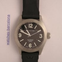 Glycine Steel 46mm Automatic 3874 pre-owned