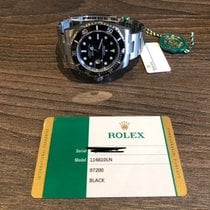 Rolex Submariner Date Steel 40mm Black No numerals South Africa, johannesburg