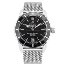 Breitling Superocean Héritage II 42 Steel 42mm Black United States of America, Florida, Hollywood