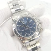 Rolex Daytona White gold 40mm Black Arabic numerals United States of America, Georgia, Fitzgerald