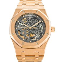 Audemars Piguet Rose gold 39mm Automatic 15305OR.OO.D088CR.01 new