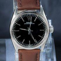 Rolex Oyster Perpetual 31 Acél 31mm Fekete Számjegyek nélkül