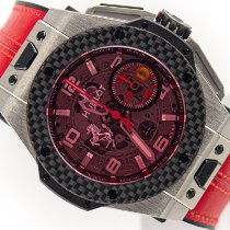 Hublot Big Bang Ferrari 401.NQ.0123.VR 2015 pre-owned