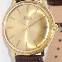 Ernest Borel Aur galben 34mm Atomat folosit