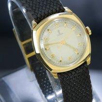 Tudor Classic Жёлтое золото 31mm Белый Aрабские