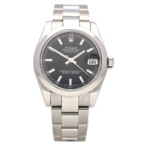 Rolex Lady-Datejust Steel 178240mm Black No numerals United Kingdom, Liverpool