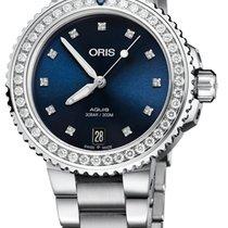 Oris Aquis Date 01 733 7731 4995-07 8 18 05P new