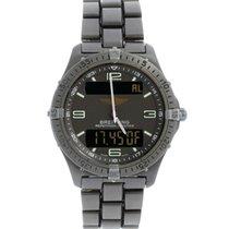 Breitling Aerospace neu Quarz Uhr mit Original-Box