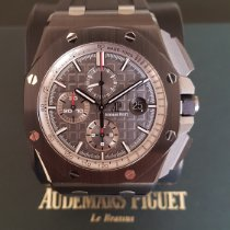 Audemars Piguet Royal Oak Offshore Chronograph Céramique 44mm Gris Sans chiffres France