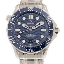 Omega Seamaster Diver 300 M 210.30.42.20.03.001 new