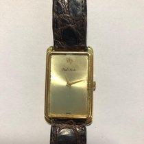 Paul Picot usados Cuarzo 23mm Oro Cristal de zafiro