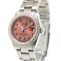 Rolex Lady-Datejust Zeljezo 33mm