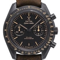 Omega Speedmaster Moonwatch Dark Side Vintage Black