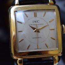 IWC Gelbgold 32mm Automatik C85 gebraucht