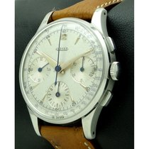 Jaeger-LeCoultre | Vintage Chronograph Stainless Steel, from...