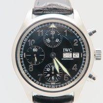 IWC Pilot Der Flieger Chronograph  Day Date