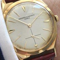 Rare Vacheron Constantin in solid gold 6068 Vintage
