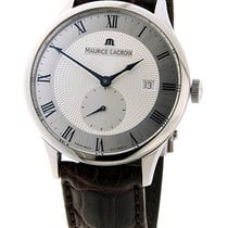 Maurice Lacroix Masterpiece Small Seconde tweedehands 40mm Staal