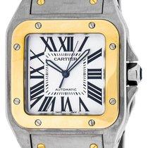 Cartier Santos 100 nov Automatika Sat s originalnom kutijom W200728G