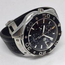 TAG Heuer Aquaracer Automatic Chronograph Calibre 16 Rubber Strap