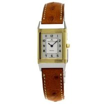 Jaeger-LeCoultre Jaeger - 260.5.08 Reverso Ladys in Steel and...