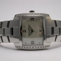 Baume & Mercier Diamond Hampton Spirit Style 8515 Quartz...