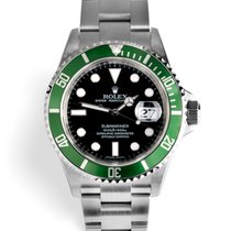 Rolex 16610LV Submariner Date NOS - New Old Stock Anniversary