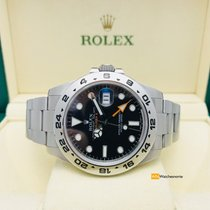 Rolex Explorer II Black deal, Full, 2015