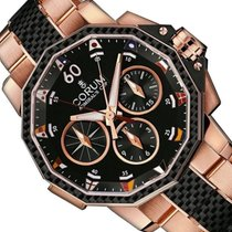Corum 44mm Automatic new Admiral's Cup Challenger Black