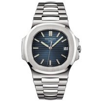 Patek Philippe 5711/1A-010 Steel 2018 Nautilus 40mm new United States of America, New York, New York