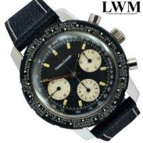 Jaeger-LeCoultre Deep Sea Chronograph Acero escluso corona 40mm Negro