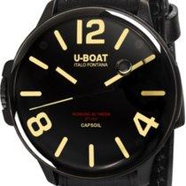 U-Boat Stal 45mm Kwarcowy 8108 nowość