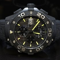 TAG Heuer Aquaracer 500M Titanium 44mm Black United Kingdom, Essex