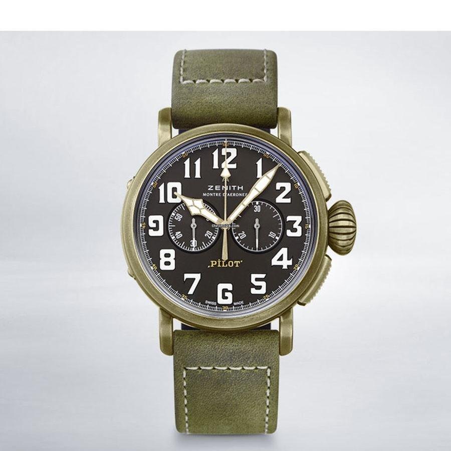 Ceny hodinek Zenith  e74d46d738b