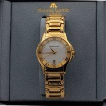 Maurice Lacroix Yellow gold Quartz 69842 pre-owned