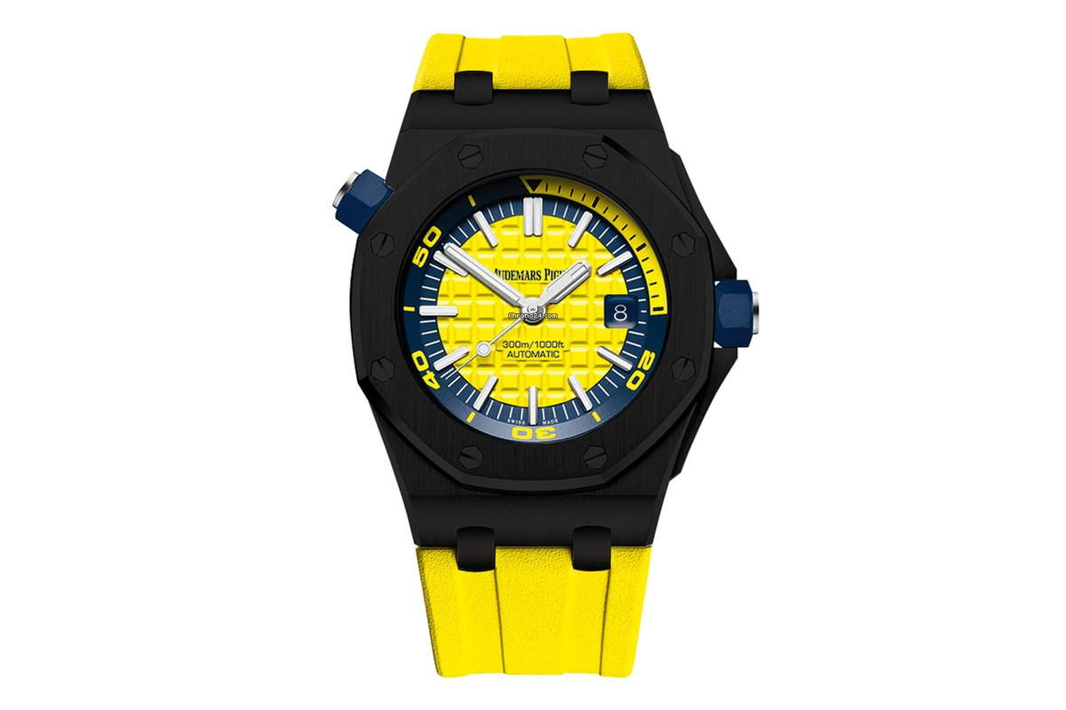65b64a1ee90 Prices for Audemars Piguet Royal Oak Offshore Diver watches