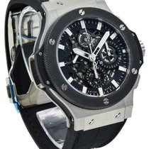 Hublot Big Bang Aero Bang Steel 44mm Black