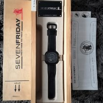 Sevenfriday P3-1 pre-owned Leather