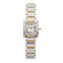 Cartier Tank Française Steel 25.3mm Silver Roman numerals United States of America, Pennsylvania, Bala Cynwyd